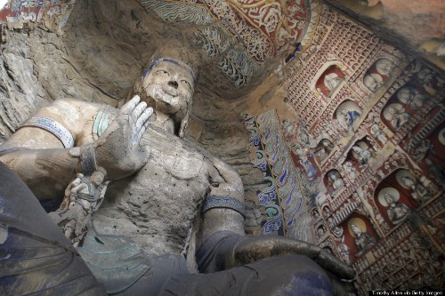 Buddhist Cave Temples Are Jaw-Droppingly Gorgeous (PHOTOS)