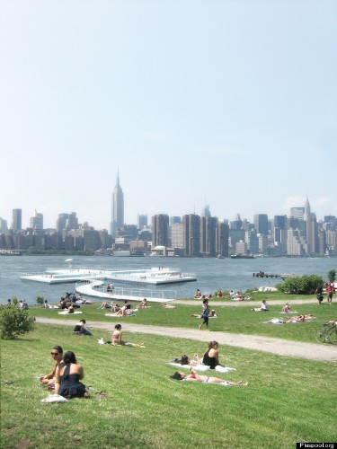 This Is What Parks Could Look Like in 2034