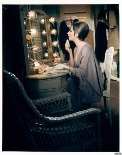 Barbra Streisand's 'Funny Girl' Makeup Was No Laughing Matter (PHOTOS)