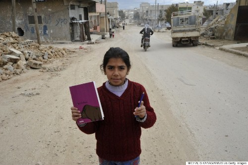 14 Million Syrian Kids Are Suffering As War Enters 5th Year. Here's Who's Helping