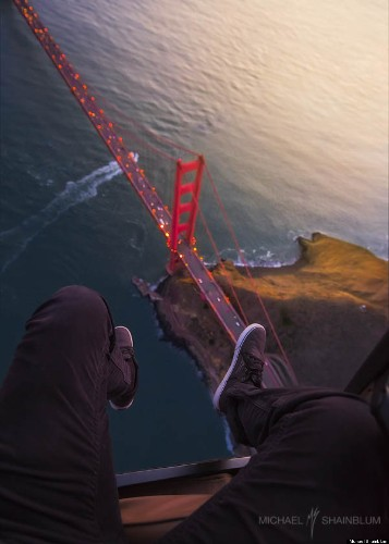 'Above San Francisco' Photos And Video Will Take Your Breath Away