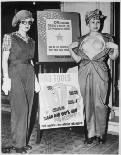 See The Plastic Bra That Protected The Freedom-Fighting Breasts Of WWII Women (PHOTO)