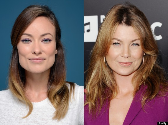 Is Olivia Wilde Ellen Pompeo's Look-Alike? Apparently, Yes