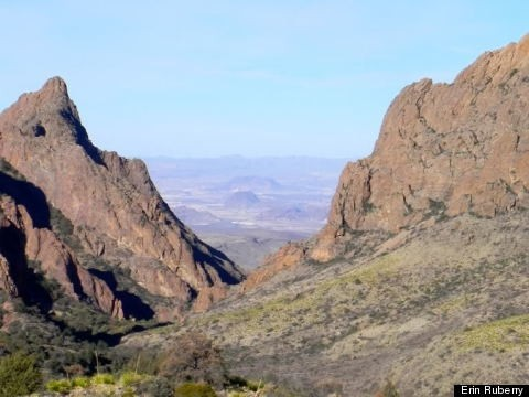 Deep in the Heart of West Texas Is a National Park Where the Mountains Meet the Desert