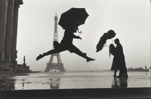 10 Stunning Black-And-White Photos To Make You Wish You Were Spending This Springtime In Paris