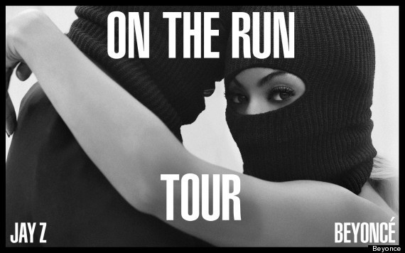 Beyonce & Jay Z Announce On The Run Tour, Dates