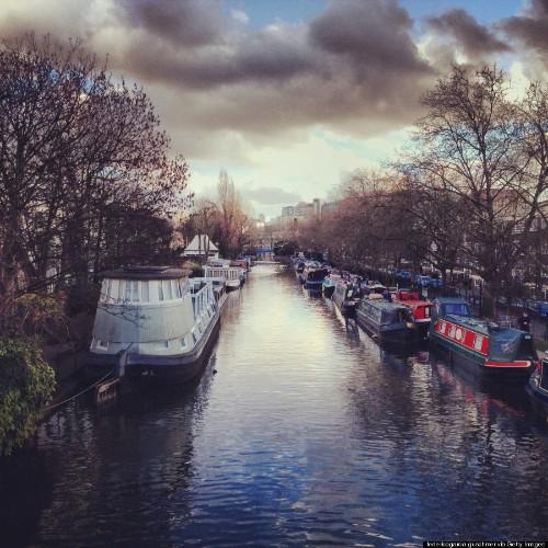 London's Little Venice Is The City's Best Hidden Wonder
