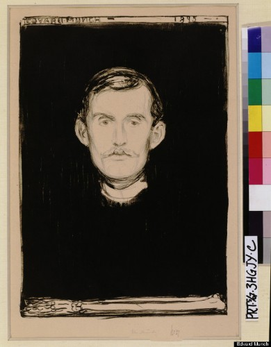 Munch & Warhol: Book Proves Two Art Icons Had More In Common Than You'd Think