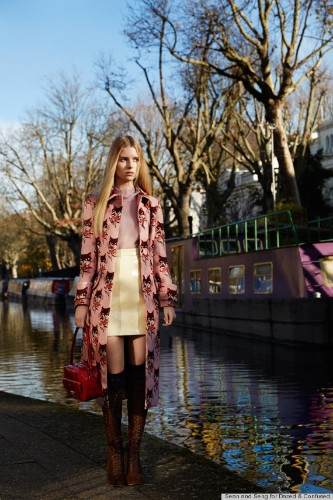 Lottie Moss' New Shoot Further Proves She Shares DNA With Sister Kate (PHOTOS)