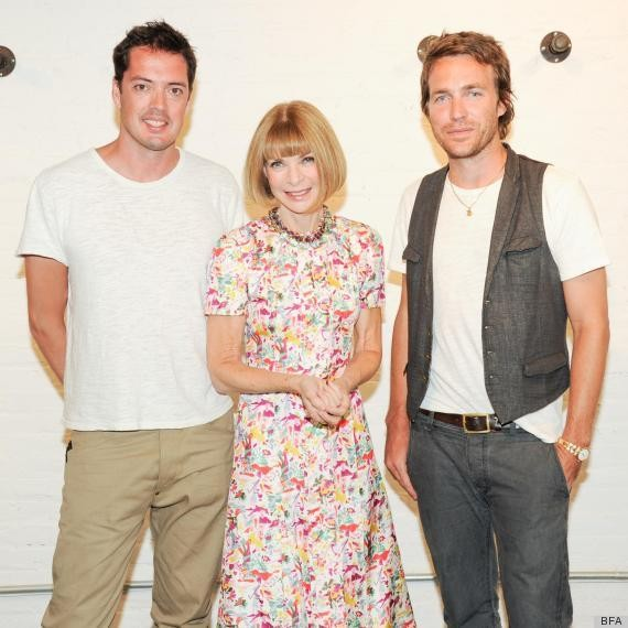The 2013 CFDA/Vogue Fashion Fund Finalists Are... (PHOTOS)