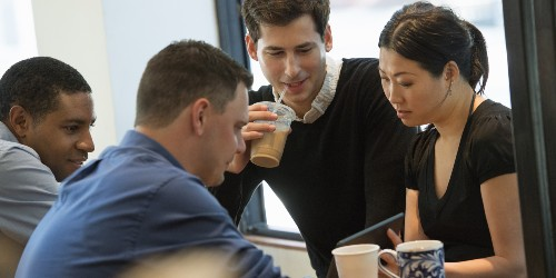Think Outside the Office: Why Coffee Houses Are the Millennials' New Business Meeting Spot