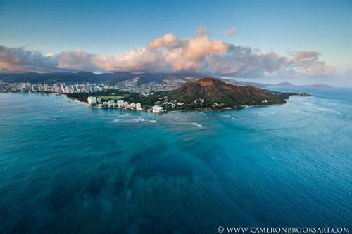 The Island Of Oahu Like You've Never Seen Before