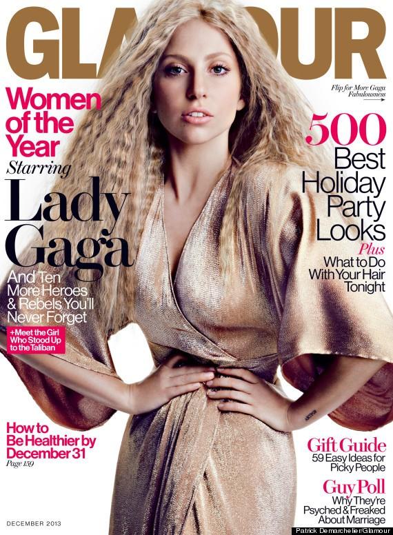 Lady Gaga - Magazine cover