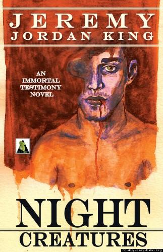 Jeremy Jordan King Releases 'Night Creatures,' New Queer Book