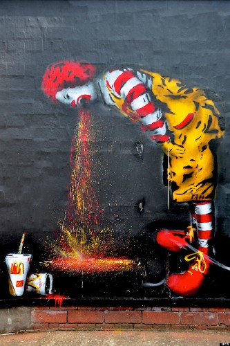 15 Captivating Works Of Art That Challenge The McDonaldization Of Society