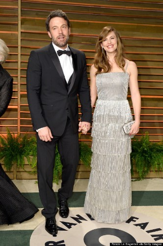 Ben Affleck And Jennifer Garner Are As Adorable As Ever At Oscars After-Party