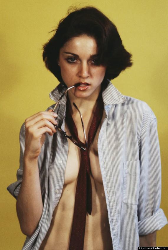 Nude - Magazine cover