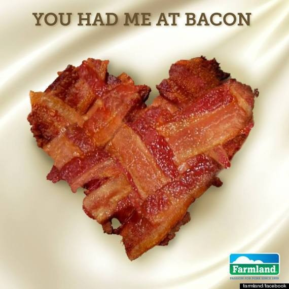 Sign Up To Win A Free Bacon Sculpture Of Yourself, Because America.