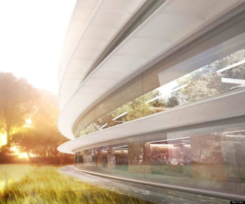 Apple's 'Spaceship'-Inspired Campus 2 Approved By Cupertino City Council