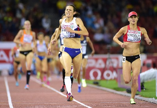 Jo Pavey, 40-Year-Old Mom Of 2, Becomes Oldest Woman To Win Gold At European Championships