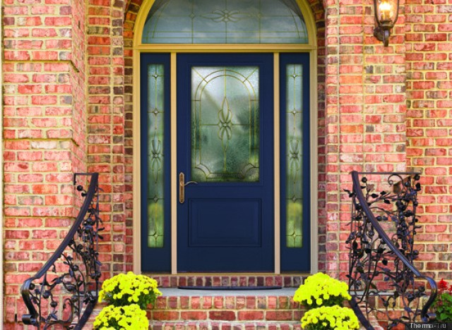 What Your Front Door Color Has To Say About Your Personality (PHOTOS)