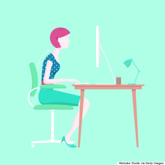 Sitting All Day Can Make Everything Hurt, But There's A Way To Fix It