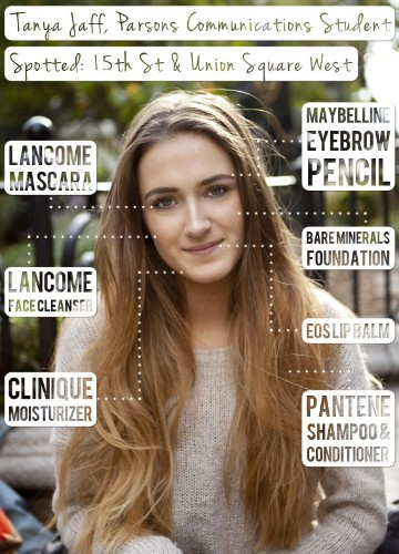 Tanya Jaff, Parsons Student, Has Cure For Chapped Lips That Costs Just $3