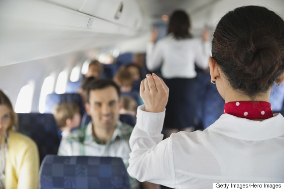 How To Get Your Flight Attendant To Love You