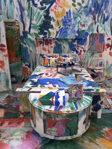 If Famous Artists Chose Interior Design Instead Of Fine Art...