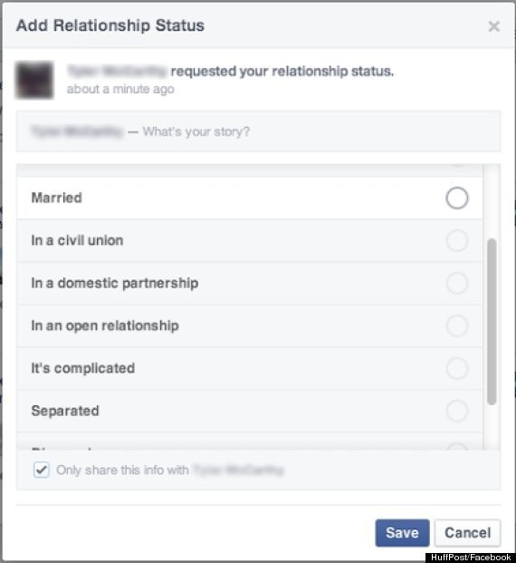 Facebook Wants You To Ask, 'Hey, Girl, You Single?'