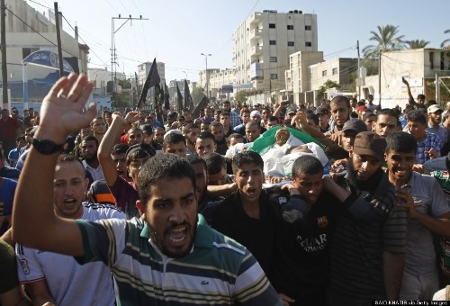 16 Of The Most Powerful Images To Come Out Of The Israel And Gaza Conflict