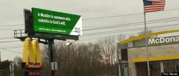 'Jesus Is Muslim' Billboards Cause Controversy In Ohio