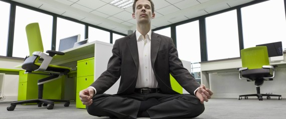 Meditation and mindfulness - Magazine cover