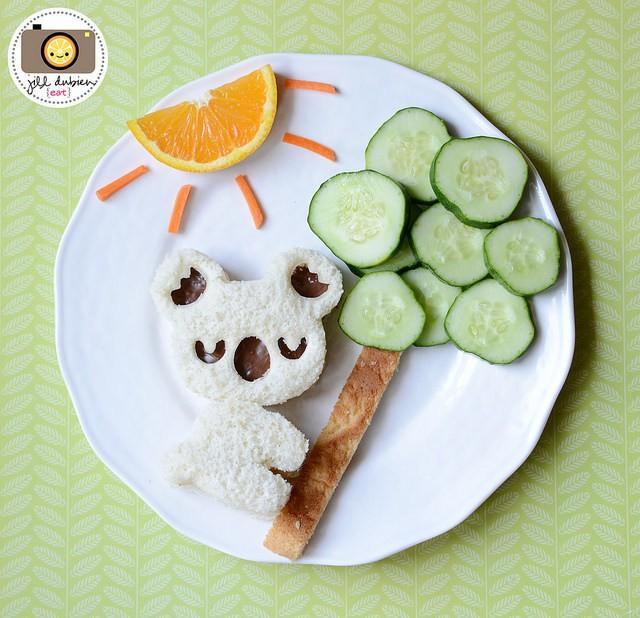 Favorite Foods - Magazine cover