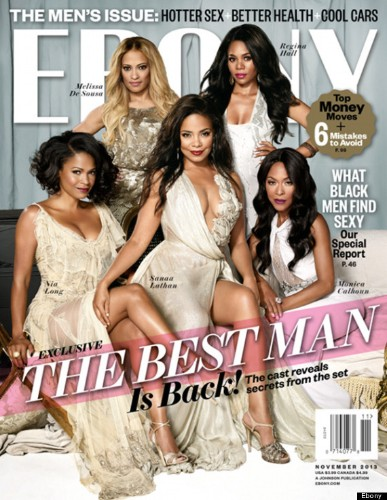 These 'Best Man Holiday' Ebony Covers Are Making Us Drool (PHOTOS)