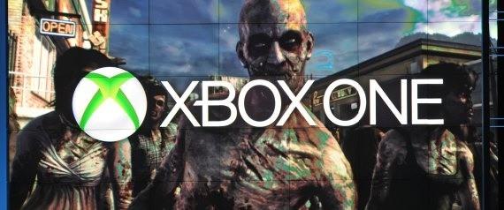 XBOX ONE - Magazine cover