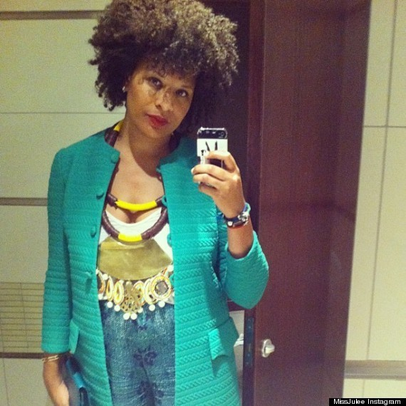 Afros On Our Minds, A Homage To The Au Naturale Hairstyle (PHOTOS)
