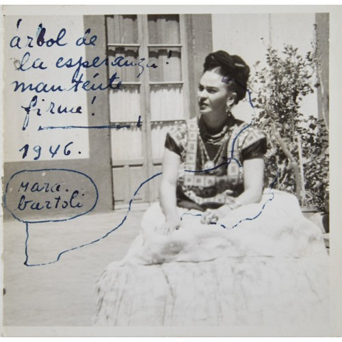Frida Kahlo's Love Letters Give Glimpse Into The Guarded Artist's Private Life