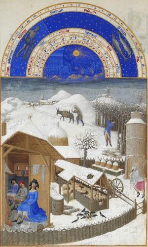 19 Of The Best Snow Scenes In Art