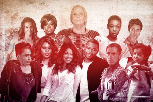 This Was TV's Most Diverse Year, But There's Still Progress To Be Made