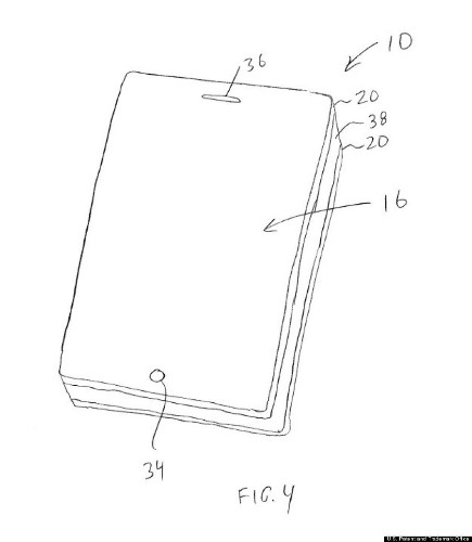 Apple Patent Hints The 'iPhone 6' Will Be Made Of Indestructible Glass