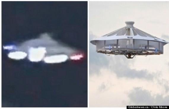 Drones Causing Worldwide Spike In UFO Sightings