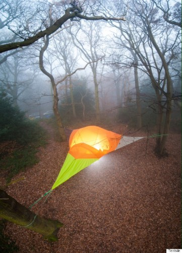 Hammock Tents Will Have You Sleeping In The Heavens