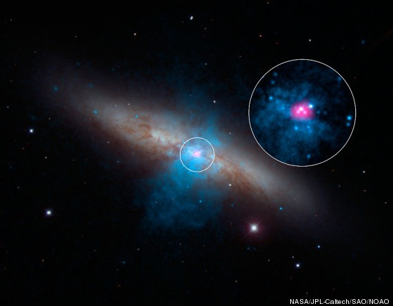 NASA Stumbles Upon A Dead Star That's 10 Million Times Brighter Than The Sun