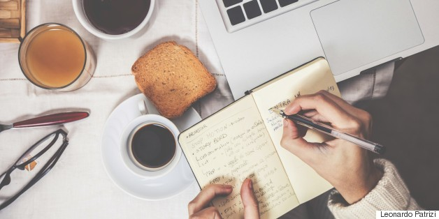 4 Things Successful Small-Business Owners Do Every Morning
