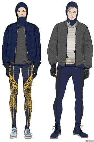H&M's Olympics Uniforms To Make Swedish Athletes The Most Stylish Competitors (PHOTOS)