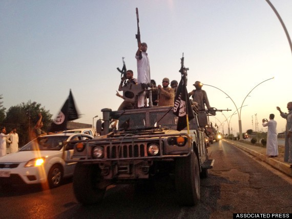 This Is How ISIS Makes $3 Million A Day