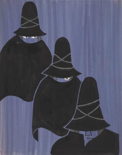 The World's Darkest Children's Book Illustrator Receives Long Overdue Exhibition