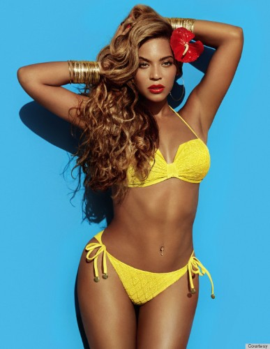 Beyonce's H&M Bikini Ads Are Just As Fierce As We Thought They'd Be (PHOTOS)