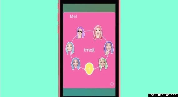 This iPhone App Lets You Turn Any Photo Into An Emoji
